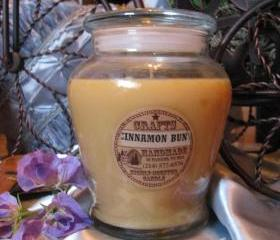 1ea Highly-Scented Candle 27oz RomanJar Your Choice of Fragrance DISCOUNTED Price New Labels Handmade In Parker TX USAFrom Handcraftsandmore